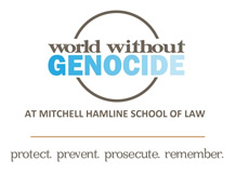 World Without Genocide Logo