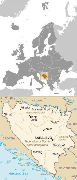 Bosnian Genocide World Without Genocide