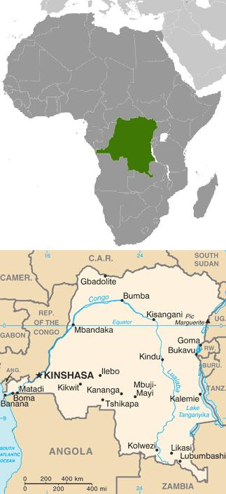 Democratic Republic of the Congo  World Without Genocide