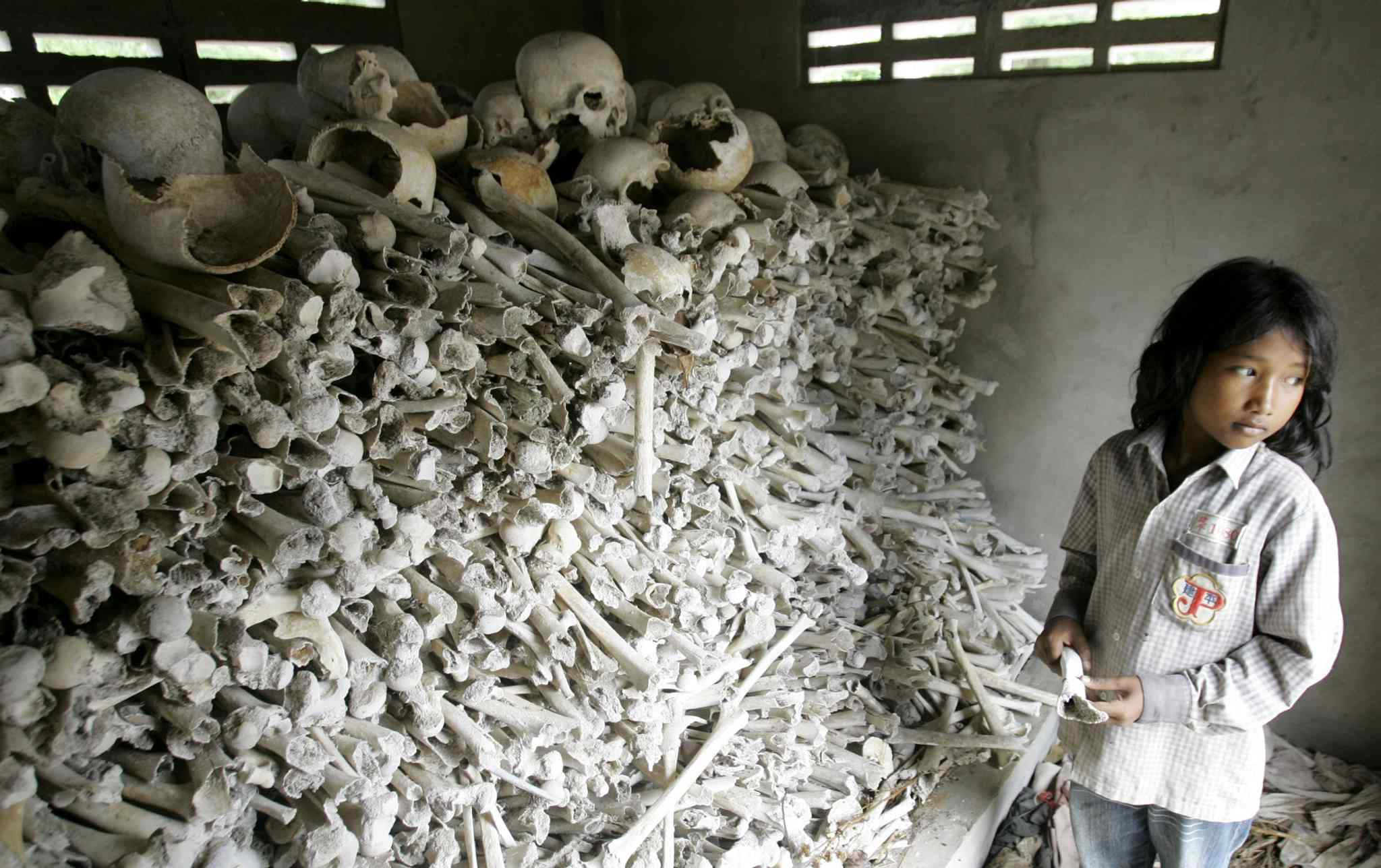 The Cambodian Genocide  Stormfront Remainsjpg