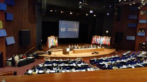 Full Assembly Meeting- Photo: James Petermeier
