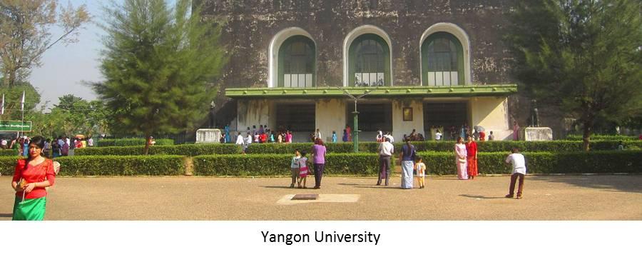 yangon-university