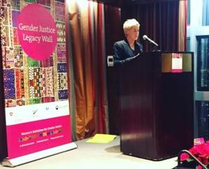 Brigid Inder, Special Advisor on Gender